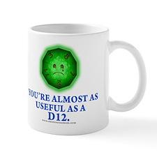 Useful as a a D12 (Green) Mug