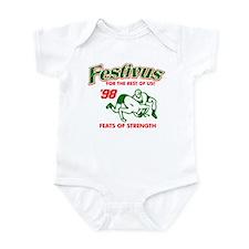 Castanza Festivus Seinfeld Infant Bodysuit