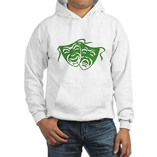 Comedy or Tragedy 4 Jumper Hoody