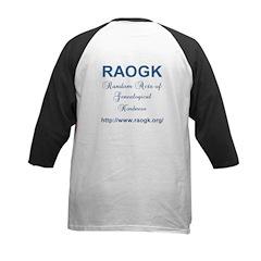 RAOGK Genealogy<br> Kids Baseball Jersey
