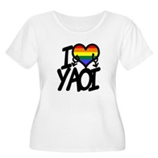 I heart YAOI T-Shirt