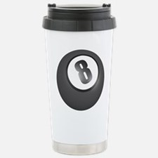 Eight (8) Ball Belly Travel Mug