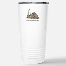 Lazy Rhino Travel Mug