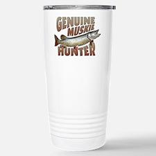 Muskie Hunter Travel Mug