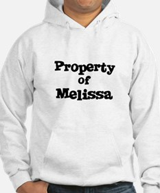 Property of Melissa Jumper Hoody