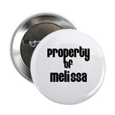 Property of Melissa Button