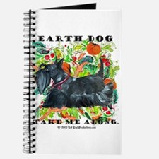 Eco Friendly Scottish Terrier Journal