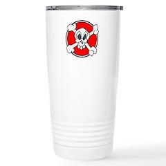 Poison Skull Travel Mug
