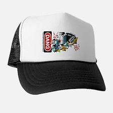 dang roadrage Trucker Hat