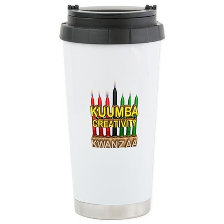 Kuumba (Creativity) Kinara Stainless Steel Travel
