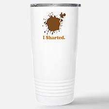 I Sharted Travel Mug