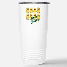 Just Ducky Ducks Travel Mug