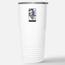 Hockey Penalty Box FULL Stainless Steel Travel Mug
