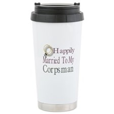 happily married to Travel Mug
