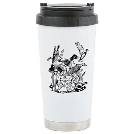 Ducks Unlimited Stainless Steel Travel Mug