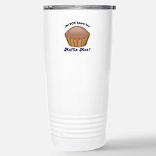 Muffin Man Travel Mug