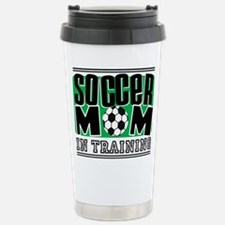 Soccer Mom In Training Travel Mug