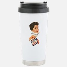 Can Of Whoop Ass Travel Mug