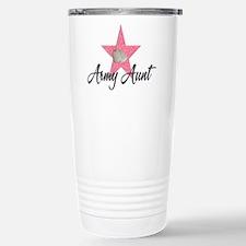 army aunt Travel Mug