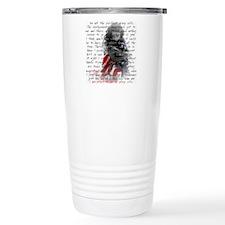 ARMY WIFE POEM Travel Mug