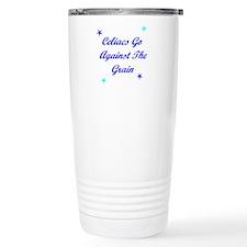 Celiacs Go Against The Grain Travel Mug