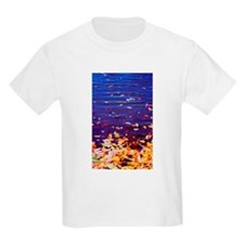 Leaves on Water T-Shirt