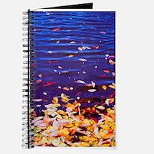 Leaves on Water Journal