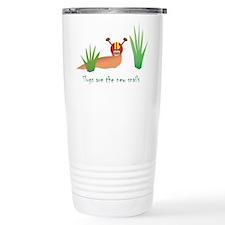 Slugs Travel Coffee Mug