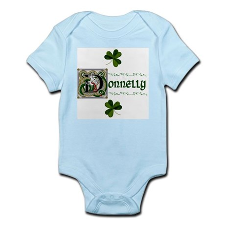 Donnelly Celtic Dragon Infant Creeper