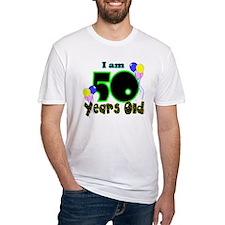 50th Birthday YEL Shirt