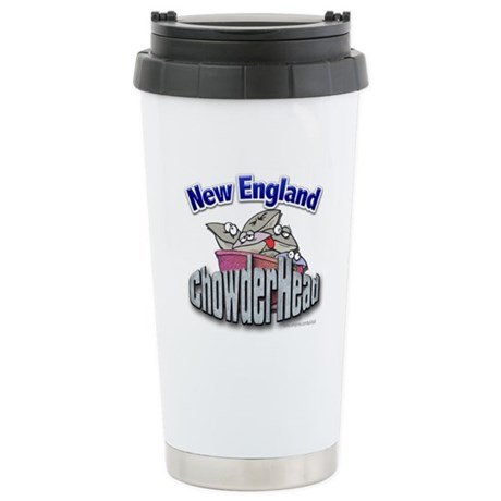 New England Chowderhead... Stainless Steel Travel