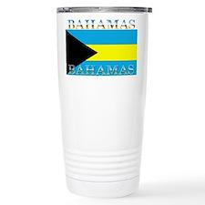 Bahamas Bahama Flag Travel Mug