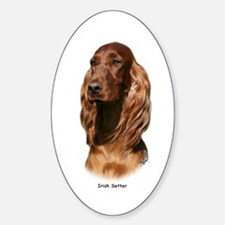 Irish Setter 9Y322D-116 Decal