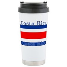 Costa Rica Costa Rican Flag Travel Mug