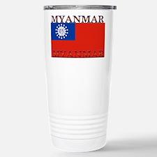 Myanmar Travel Mug