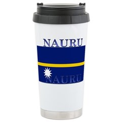 Nauru Stainless Steel Travel Mug