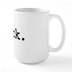 lick. Mug
