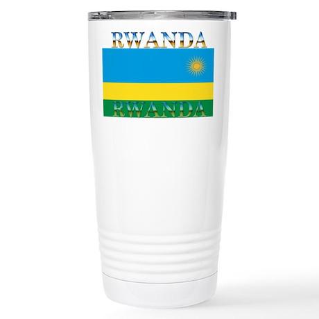 Rwanda Stainless Steel Travel Mug