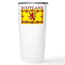 Scotland Scottish Flag Stainless Steel Travel Mug