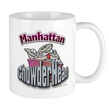 Manhattan Chowderhead... Mug