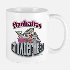 Manhattan Chowderhead... Mug