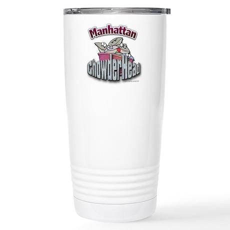Manhattan Chowderhead... Stainless Steel Travel Mu