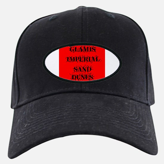 Glamis Red Baseball Hat