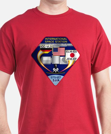 STS-127 Payload T-Shirt