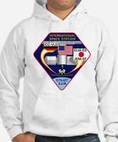 STS-127 Payload Hoodie