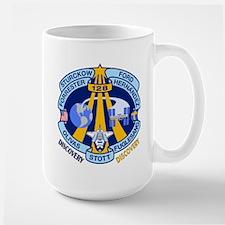 Discovery STS 128 Mug