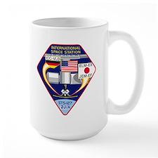 STS-127 Payload Ceramic Mugs