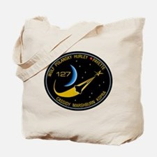 STS 127 Endeavour Tote Bag