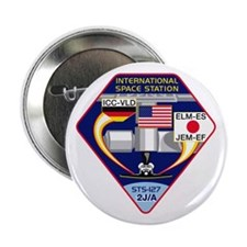 "STS-127 Payload 2.25"" Button"