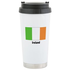 Ireland Irish Flag Travel Mug